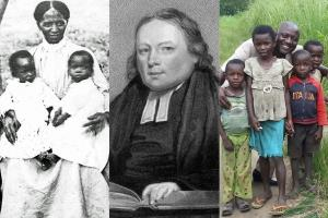 Our history of missions has root that date back to the very beginnings of Methodism.
