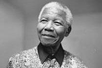Nelson Mandela. Photo taken in 2000. Courtesy of Wikimedia Commons.