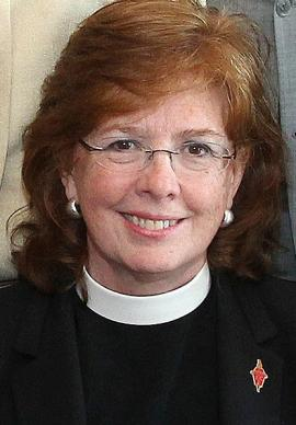 The Rev. Susan Henry-Crowe. Photo by Kathleen Barry, UMNS.