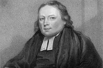 portrait of the Rev. Thomas Coke, who along with the Rev. Francis Asbury was one of the first two Bishops in American Methodism