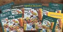The United Methodist Church publishes The Upper Room in 35 languages. Images courtesy The Upper Room.