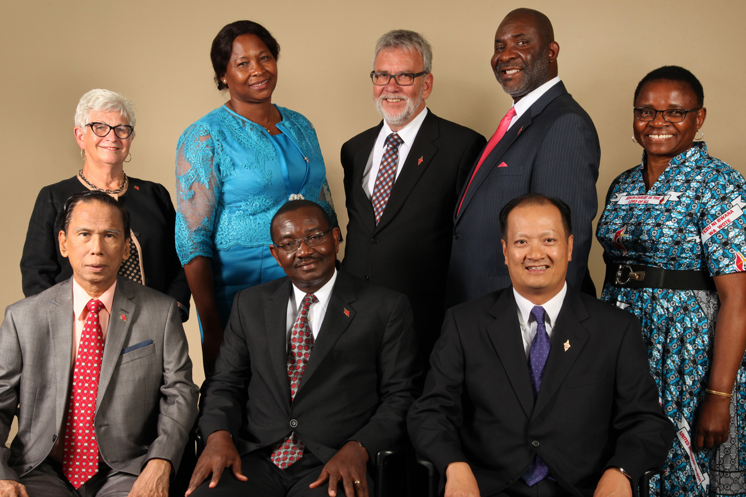 Judicial Council members are volunteers elected by General Conference.