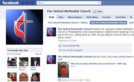 Methodist dating website