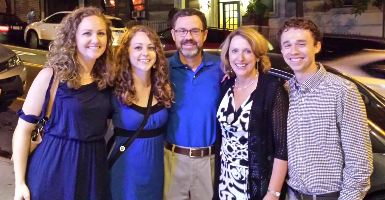 The Kenaston Family
