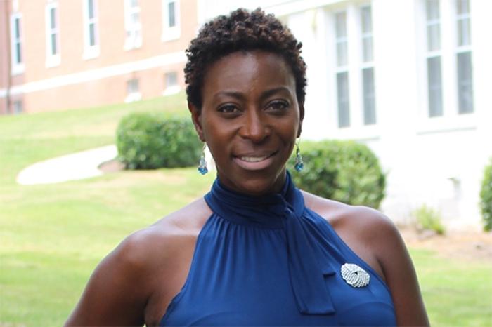 Alumni Profile: April-Autumn Jenkins | UMC Giving