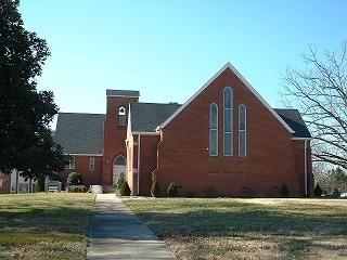 Fist methodist church clemmons