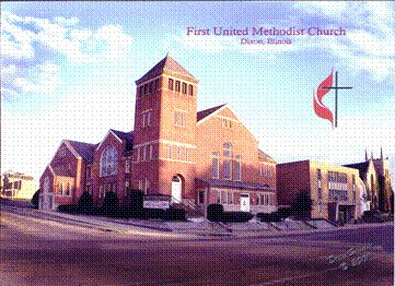 First United Methodist Church - Dixon (Dixon, IL) - Find-A