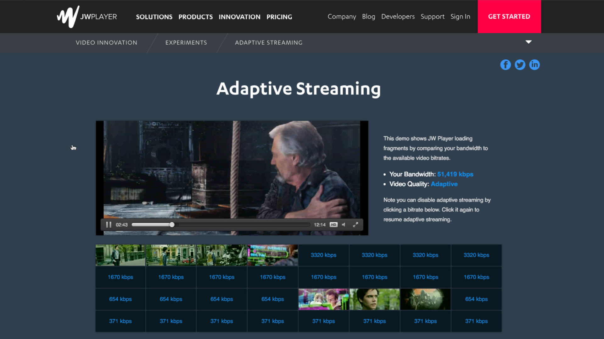 Adaptive Streaming with HLS | Wowza