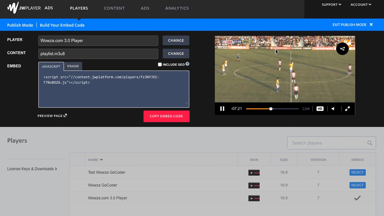 udp stream player