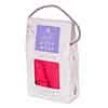 Fuchsia Cord Microwaveable Body Wrap