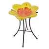 Daffodil Bird Bath