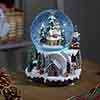 Village Wonderland Snow Sphere