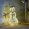 Jingle McBlizzard Snowman