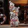 Snowman Stack