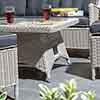 Prestbury Compact Diner Set Putty Grey