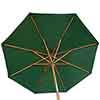 Willington Green 2.7m Wooden Parasol