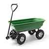 150kg Poly Body Dump Cart