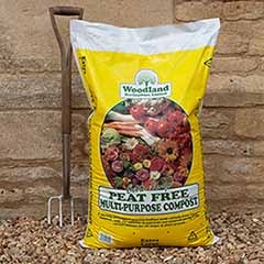 Peat Free Multipurpose Compost 60L