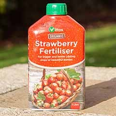 Vitax Organic Liquid Strawberry Feed 1L