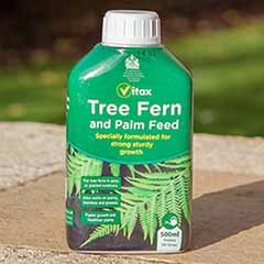 Vitax Tree Fern & Palm Feed  500ml