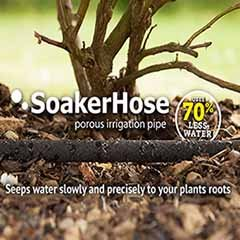 Premium 'SoakerHose' Irrigation Pipe