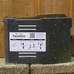 FenceFins Fence Anchor System