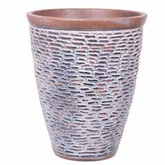 Premium Rustic Stone Planter