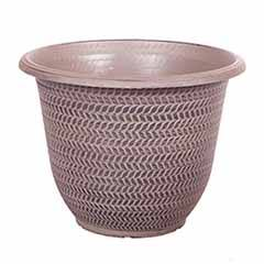 'Parker' Planter 40cm (16in) Shaded Taupe