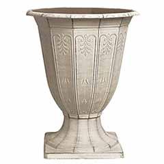 'Calista' Urn Planter 32cm (13in)Vintage Rust