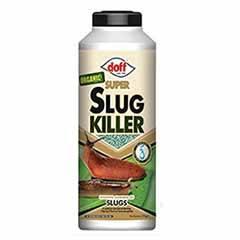 Organic Super Slug Killer - Ferric Phosphate