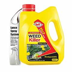 Glyphosate WeedKiller 3L lance spray