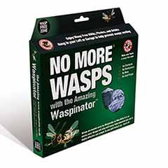 Waspinator Wasp Deterrent 'No More Wasps'