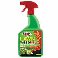 Doff Lawn Weedkiller 1L