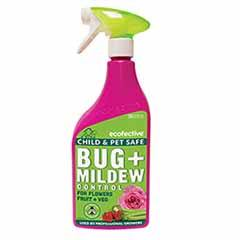 ecofective Bug & Mildew Control Ready To Use Spray