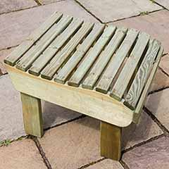 Lily Foot Stool