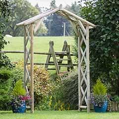 Rustic Arch
