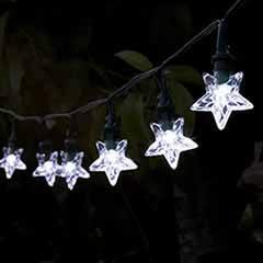 Solar Stars String Lights (30)
