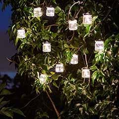 Solar Firefly Jars