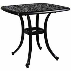 Charles Bentley Cast Aluminium Garden Side Table