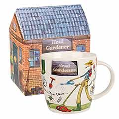Head Gardener Mug with Gift Box