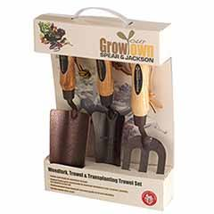 3 Piece Digging Tool Set