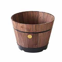 Build Your Own Barrel Kit– Dark Brown