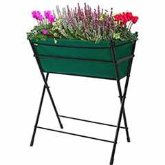 Poppy-Go Raised Planter