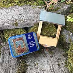 Build Your Own Bird Feeder Kit