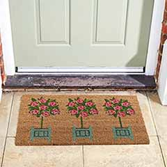 Rose Tree Coir Mat