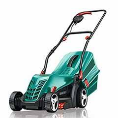 Bosch Rotak 34R Rear Roller Electric Rotary Lawn Mower