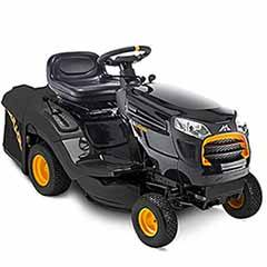 McCulloch M115-77TC 77cm Ride-On Lawn Mower with Collector