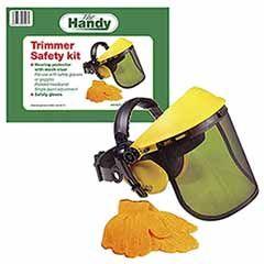 Grass Trimmer Safety Kit