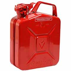Steel Jerry Can 5 Litre