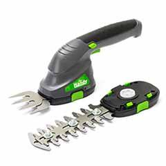Handy 3.6v Lithium-Ion Cordless Shrub Shear and Grass Blades